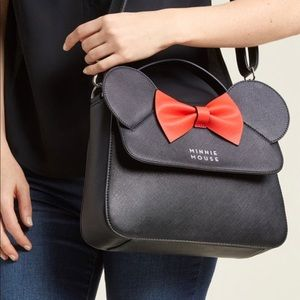 Loungefly Minnie Mouse Crossbody